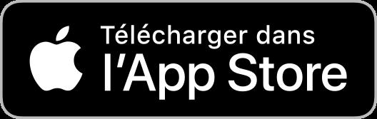 Téléchargez sur l'app store